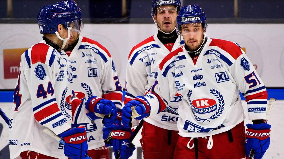 Tolv (!) spelare lämnar Oskarshamn