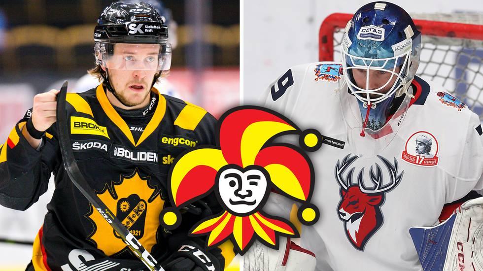 Uppgifter: Kirunasonen nära KHL-laget