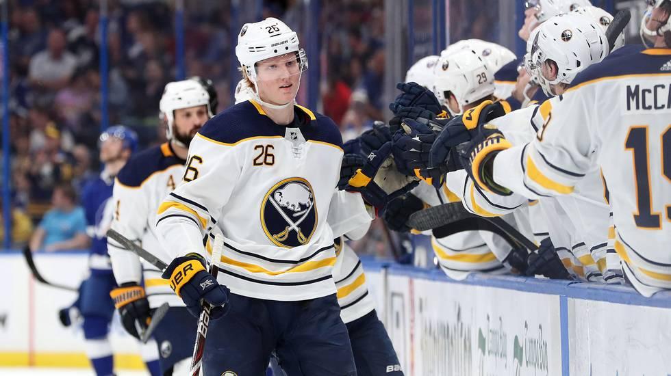 NHL-svepet: Se höjdpunkterna och nattens svenskprestationer