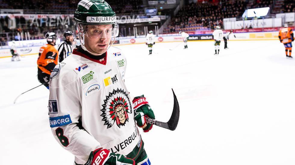 """Tränar med Frölunda – skrev på för Brynäs: """"Klaffade inte riktigt"""""""