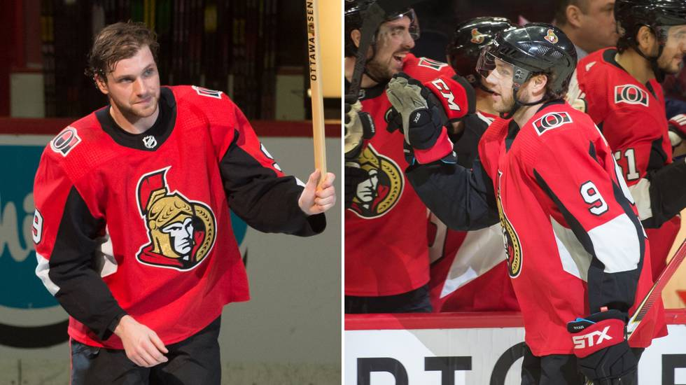 NHL-svepet: Tillbaka efter missbruket – hattrickhjälte direkt