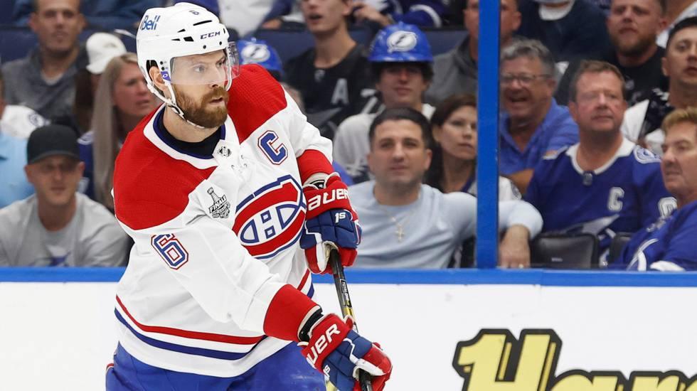 Efter Stanley Cup-finalen – kaptenens karriär i fara