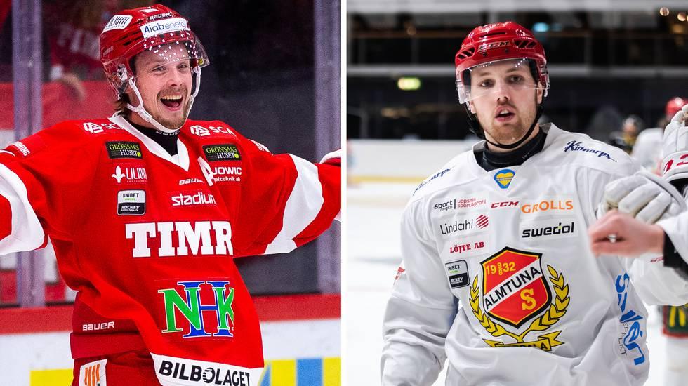 HA-svepet: Sjunde raka för Timrå och Almtuna gäckar Västerås – se målen här