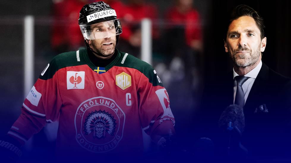 Nytt kapitel nära för Lundqvist: