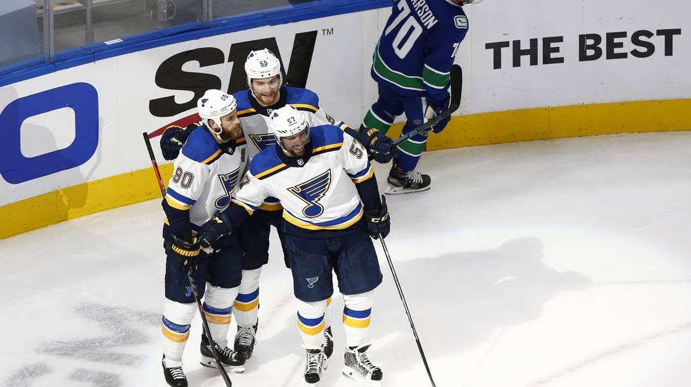 Blues tog första segern – trots ny monstermatch av Elias