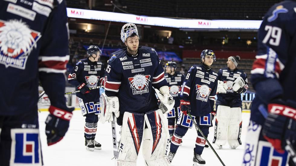 """Linköpings dilemma – tänker dumpa målvakten: """"Försöker hjälpa honom"""""""