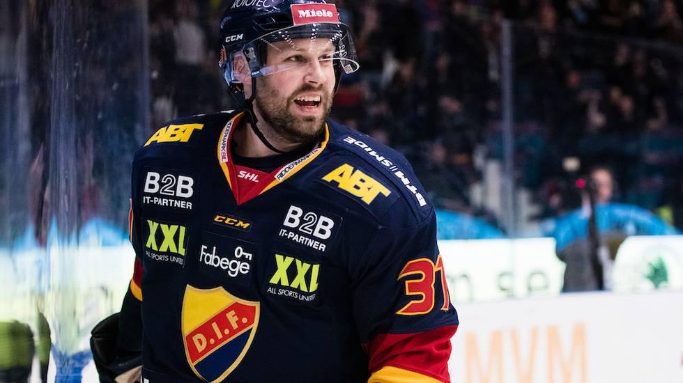 Dick Axelsson om utspel, slutspel och gruffandet i SHL