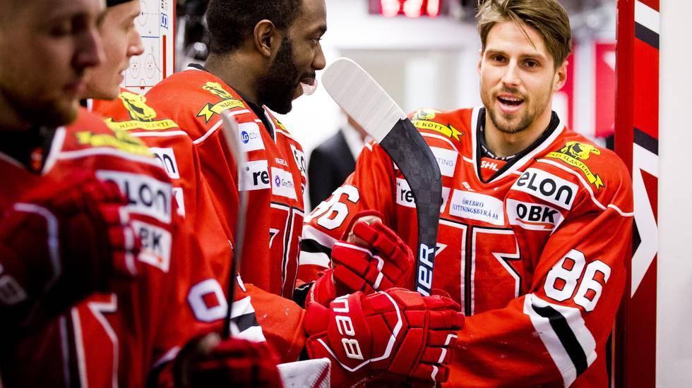 """Bromé om färska NHL-kontraktet: """"Fick en väldigt bra magkänsla"""""""