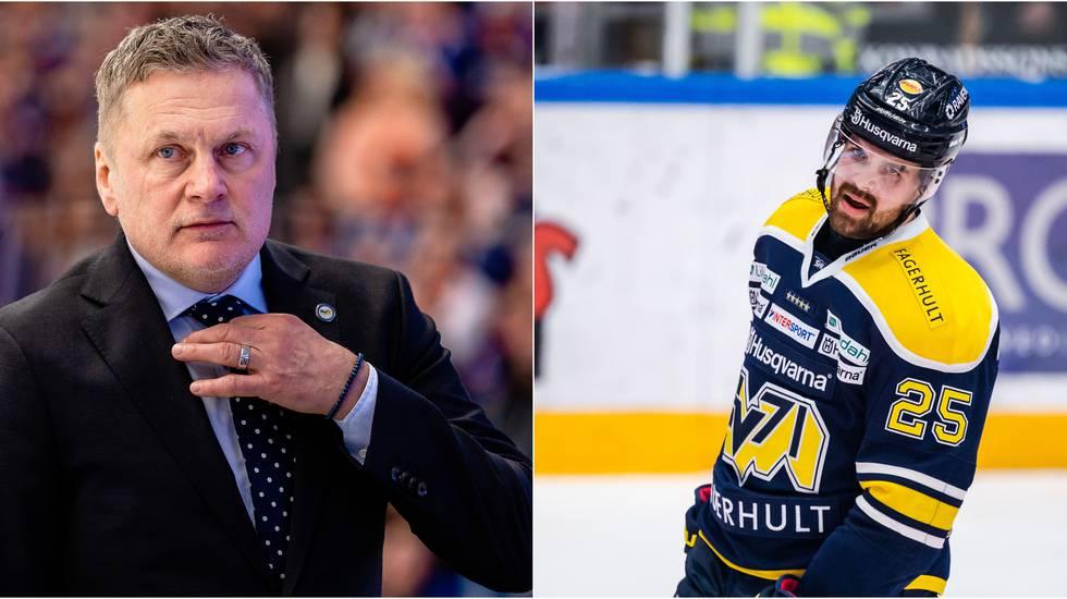 """Så är läget i HV71 inför Brynäs: """"Revansch att utkräva"""""""