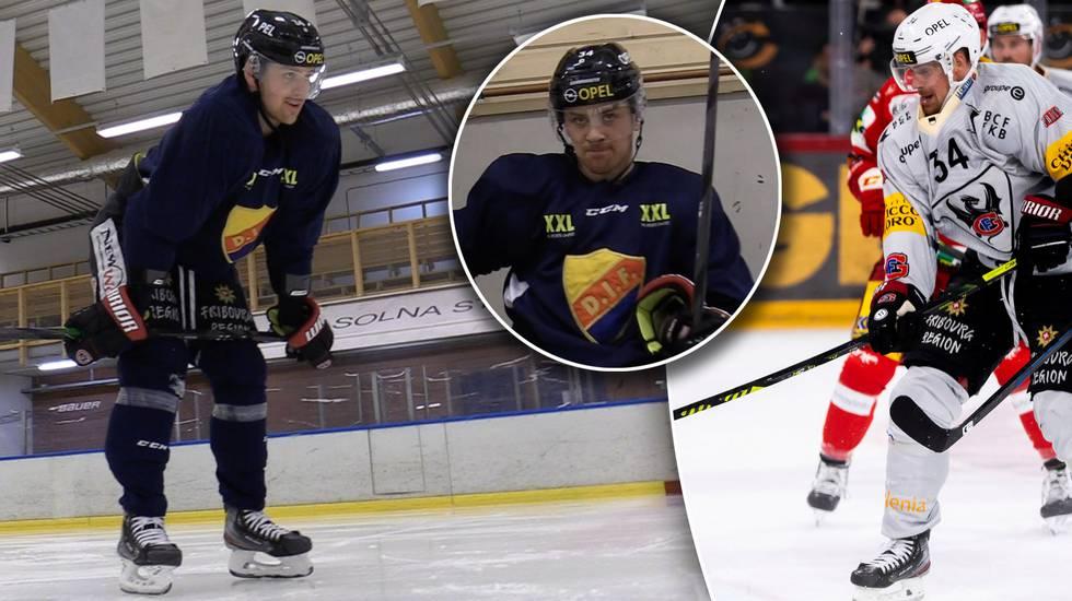 """Trivs i Schweiz – men Brodin funderar på comeback i DIF: """"Är min plan"""""""
