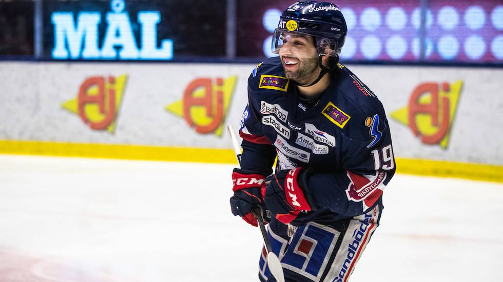 Linköping kan tappa forward – och är på jakt efter en målskytt