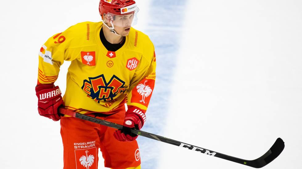 """HV71:s drömvärvning i hamn: """"En fantastisk känsla"""""""