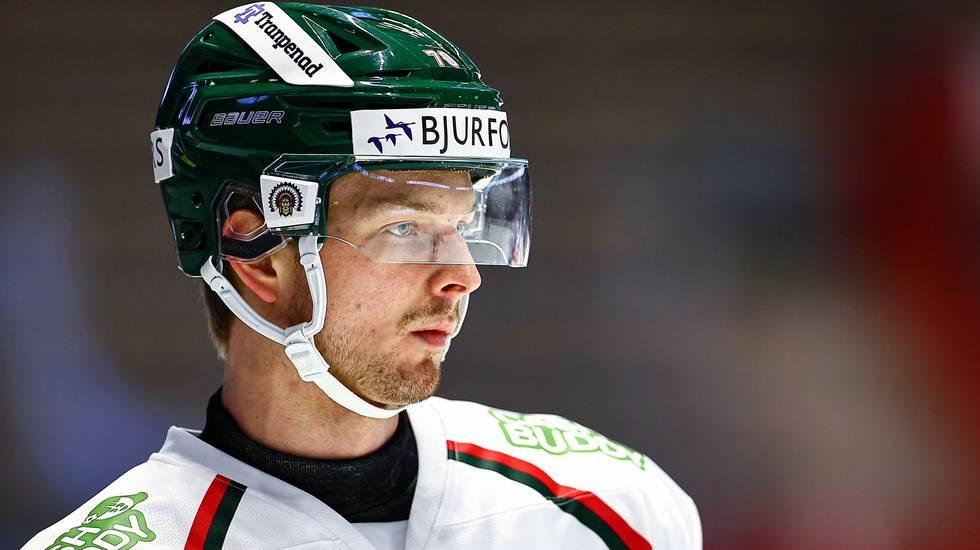 """Vill studsa tillbaka: """"Ishockey är en sport där självförtroendet är viktigt"""""""
