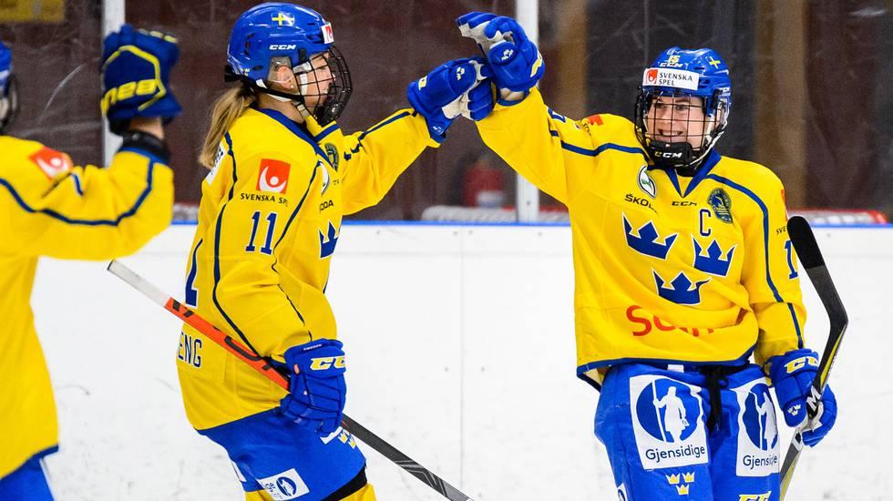 Svenska Spel och SIF satsar på damerna – ger ökat stöd