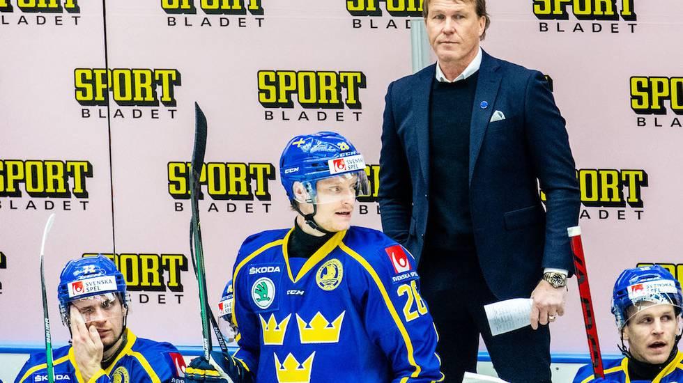 """Garpenlöv inför VM: """"Allting handlar om viljan från spelarnas sida"""""""