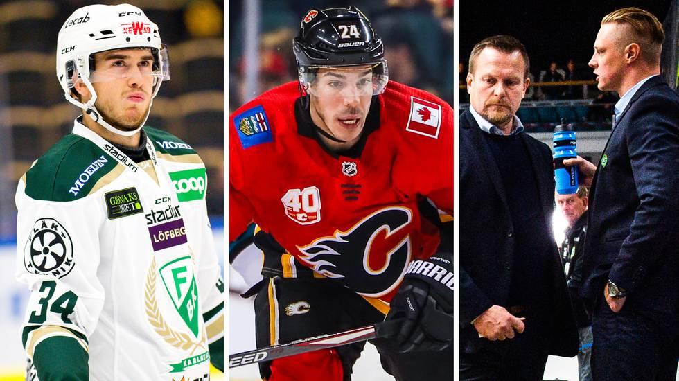 Lördagens hetaste nyheter på HockeyNews.se
