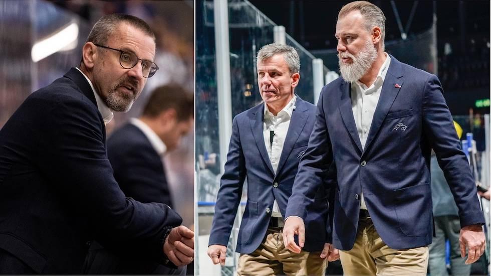 """Grönborg hyllar HV71:s nya tränarpar: """"Rätt människor för jobbet"""""""