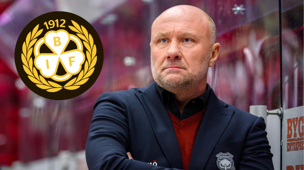 Klart: Peter Andersson blir ny huvudtränare i Brynäs