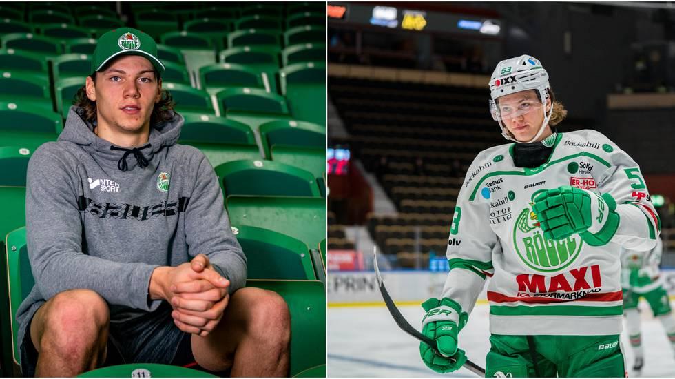"""Moritz Seider: """"Perfekta lösningen för att förbereda mig inför NHL"""""""