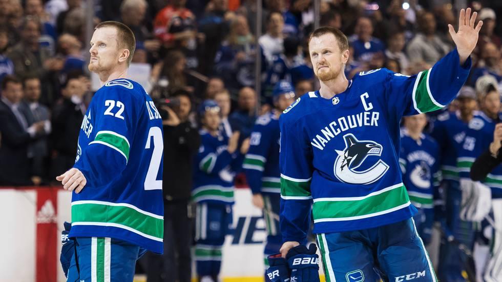 """Vancouver uppkallar pris efter tvillingarna Sedin: """"Otroliga ambassadörer"""""""