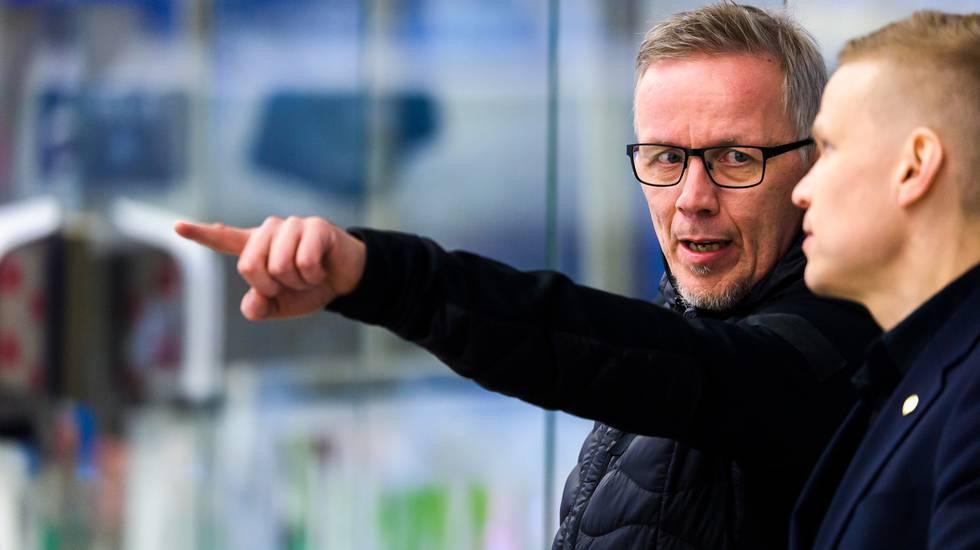 """Björklöventränaren inför omstarten: """"Det mesta är väl frågetecken"""""""