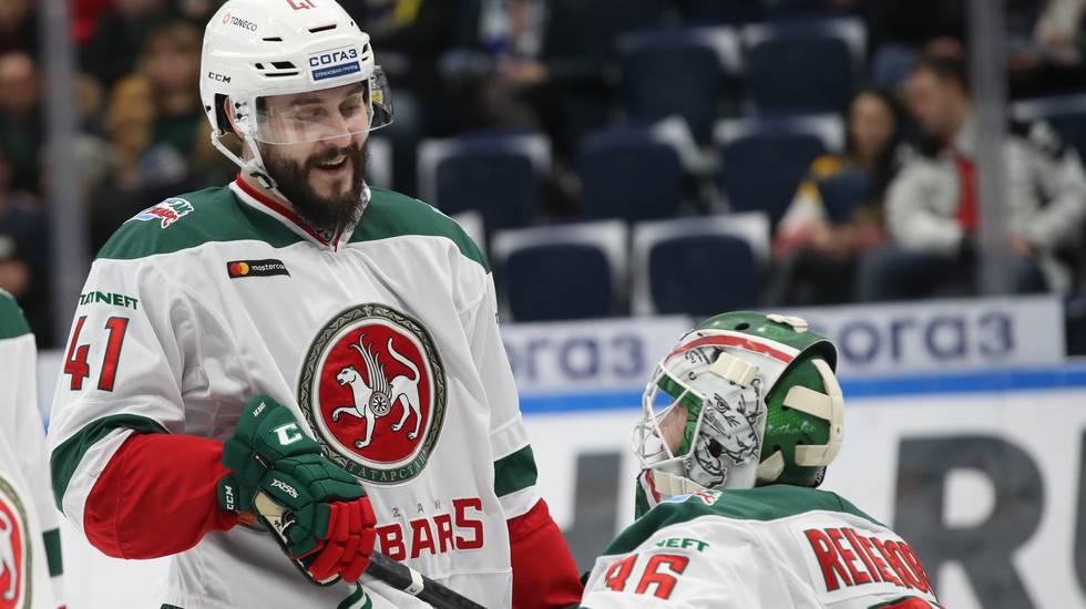 Bekräftat: Ingen fortsättning i KHL-klubben för tidigare Färjestadsbacken