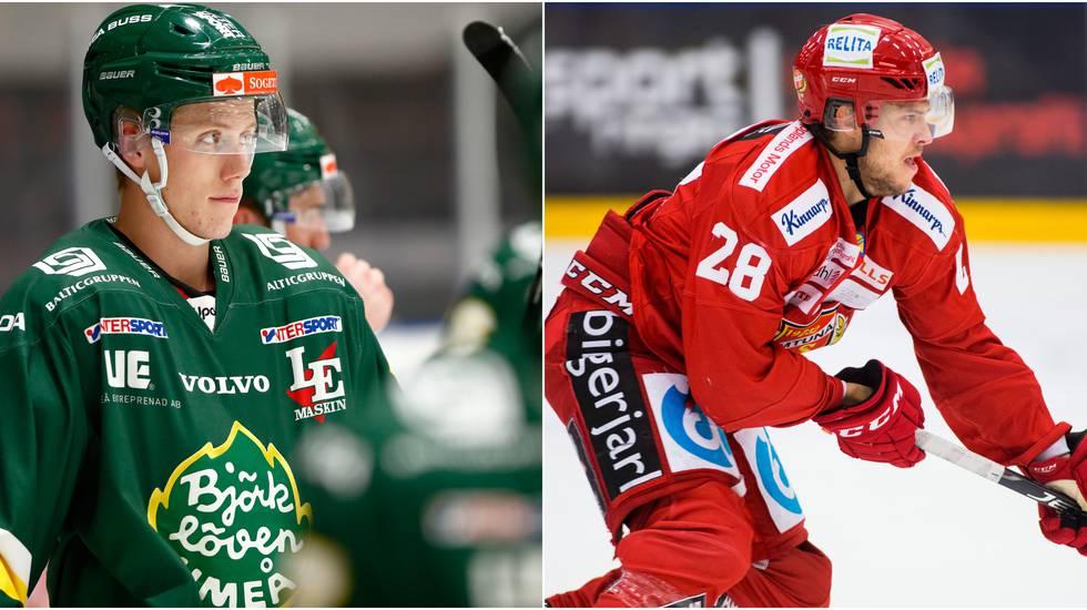 884 allsvenska matcher ihop – nu förstärker duon klubb i HockeyEttan