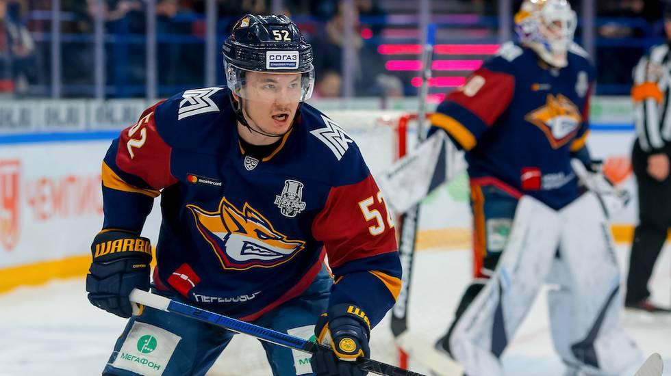 Fostrad i Björklöven – nu ser backen ut att få lämna KHL-klubben