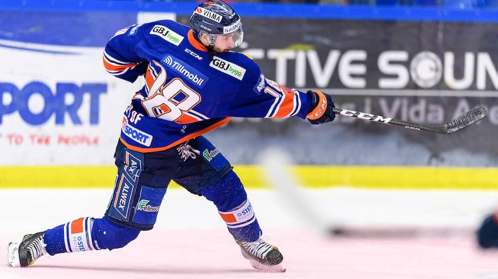 Mästerskytten i SHL uppges få lämna sin KHL-klubb