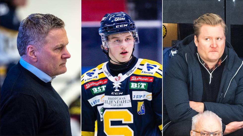 Lundh om HV71:s drag inför kvalet – och så gör man med SSK-forwarden