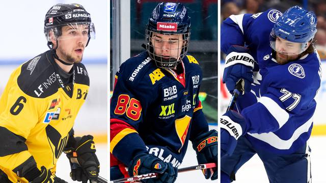 Tisdagens hetaste nyheter på HockeyNews.se