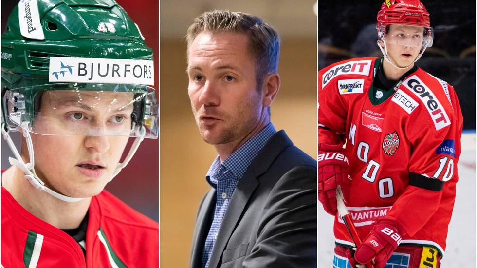 Söndagens hetaste nyheter på HockeyNews.se