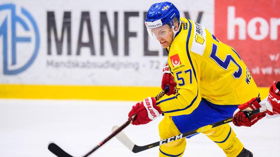 """NHL-meriterade forwarden återvänder till SHL: """"Håller mycket hög klass"""""""