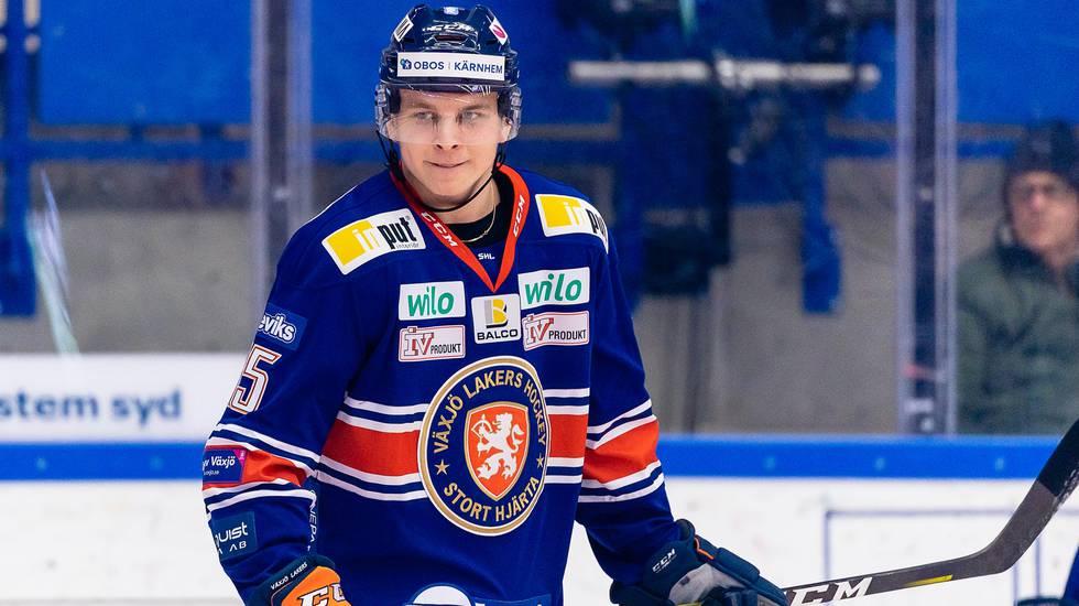 Poängstark forward lämnar Växjö för Mora: