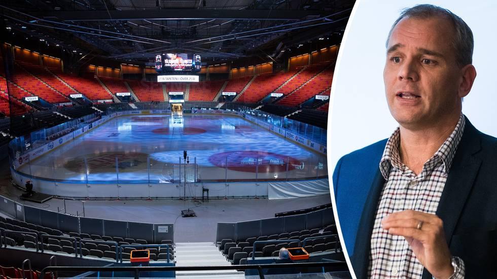 SHL-chefens lista – det måste göras innan rinkarna krymps i Sverige
