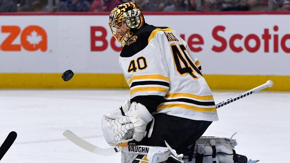 """Finske målvaktsstjärnans besked – lämnar NHL-bubblan: """"Finns viktigare saker"""""""