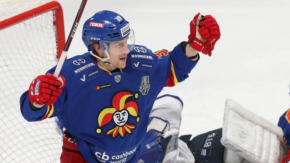 Bekräftat: Jokerit hoppar av KHL-slutspelet – färdigspelat för svenskduon