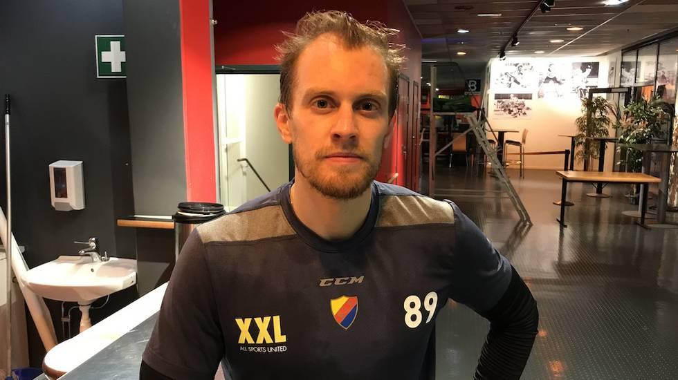 "Revanschsugen Svedberg ute efter SM-guld med Djurgården: ""En dröm"""