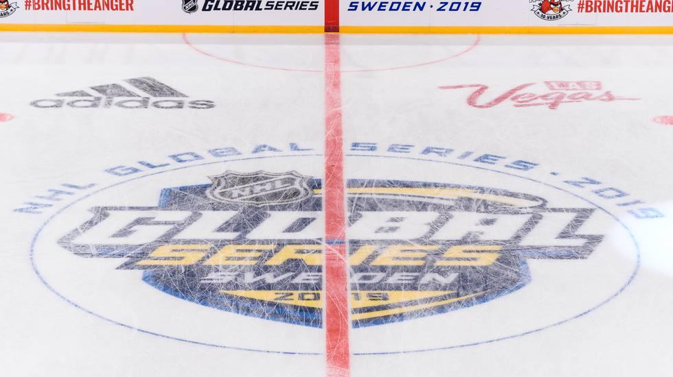 Corona-krisen: NHL ställer in höstens matcher i Europa