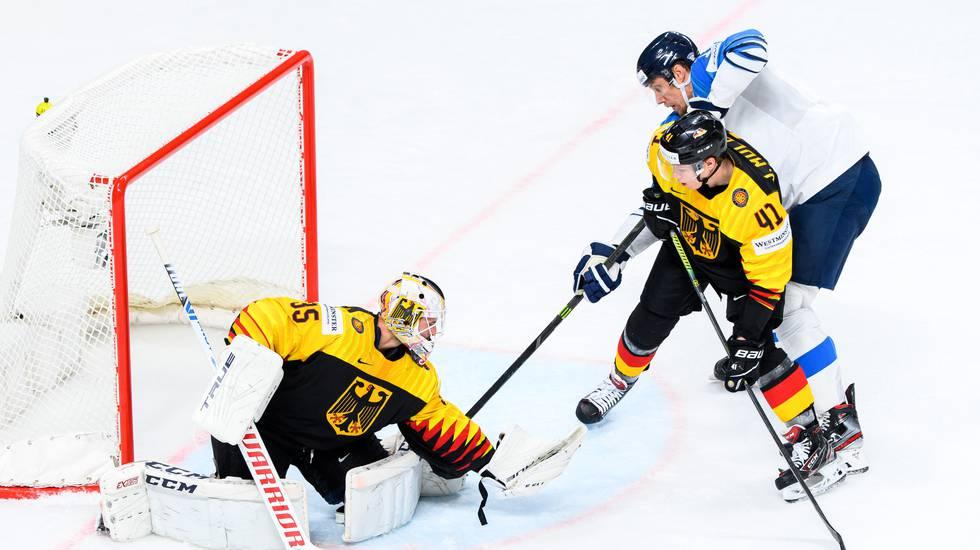 Finland till ny VM-final efter rysare mot Tyskland