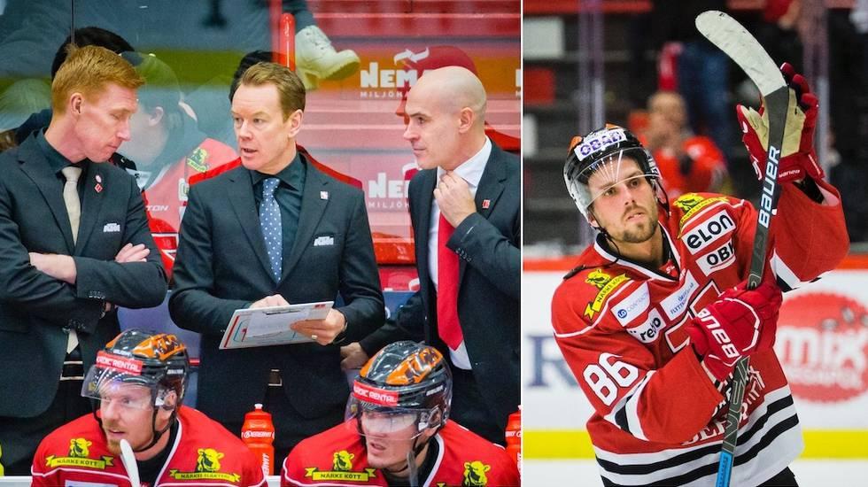 Målet är topp sex – men Örebro kan tappa stjärnor till NHL i starten