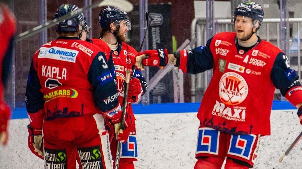 Västervik slog in matchbollen – slog ut Södertälje för att avancera