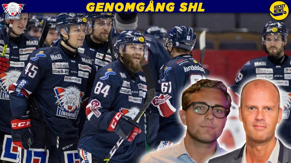 GENOMGÅNG: Så bra är Linköping – lagdel för lagdel