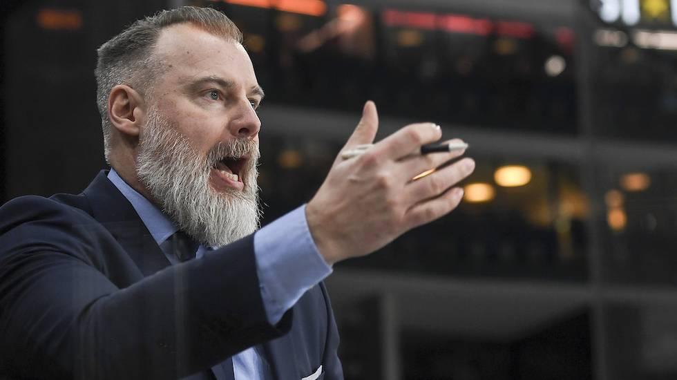 Uppgifter: Rikard Grönborg intervjuad av NHL-klubben