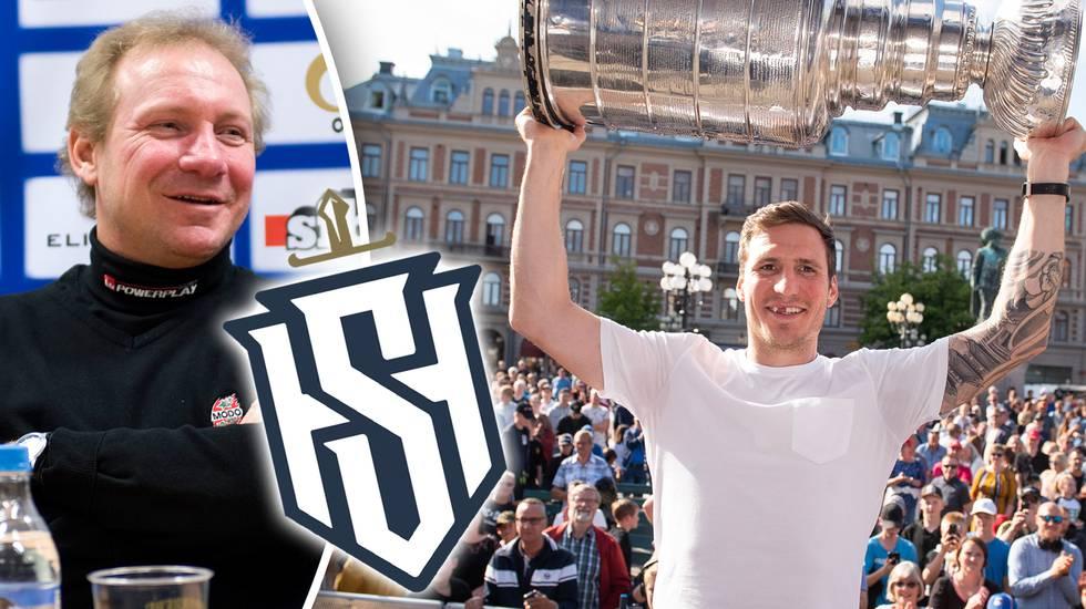 Avslutade karriären – nu tar Stanley Cup-mästaren över i Ettan-klubben