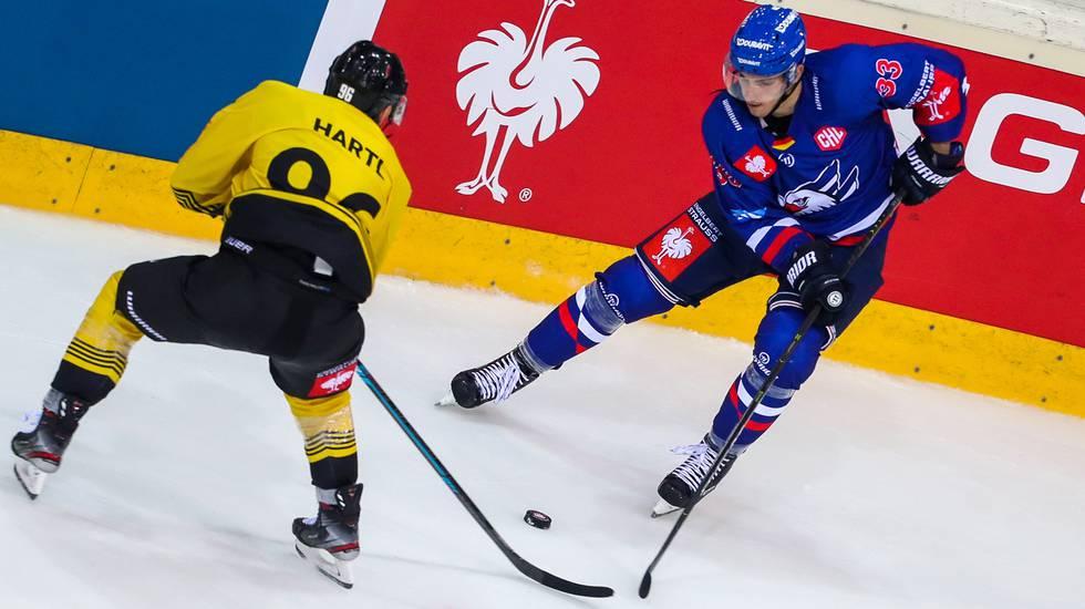 Blev historisk i NHL – nu vill forwarden imponera i SHL: