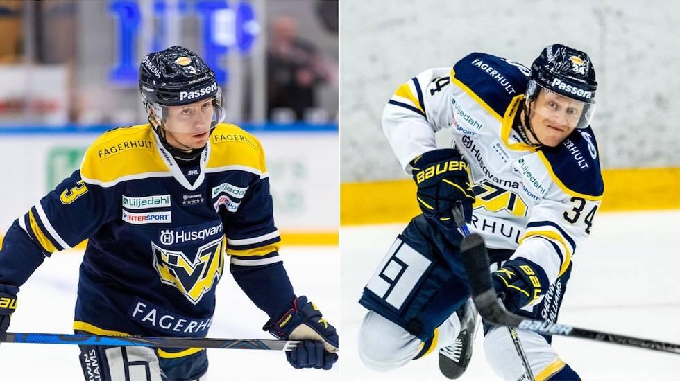 Bakslag för HV71-backen – men hans kollega närmar sig comeback