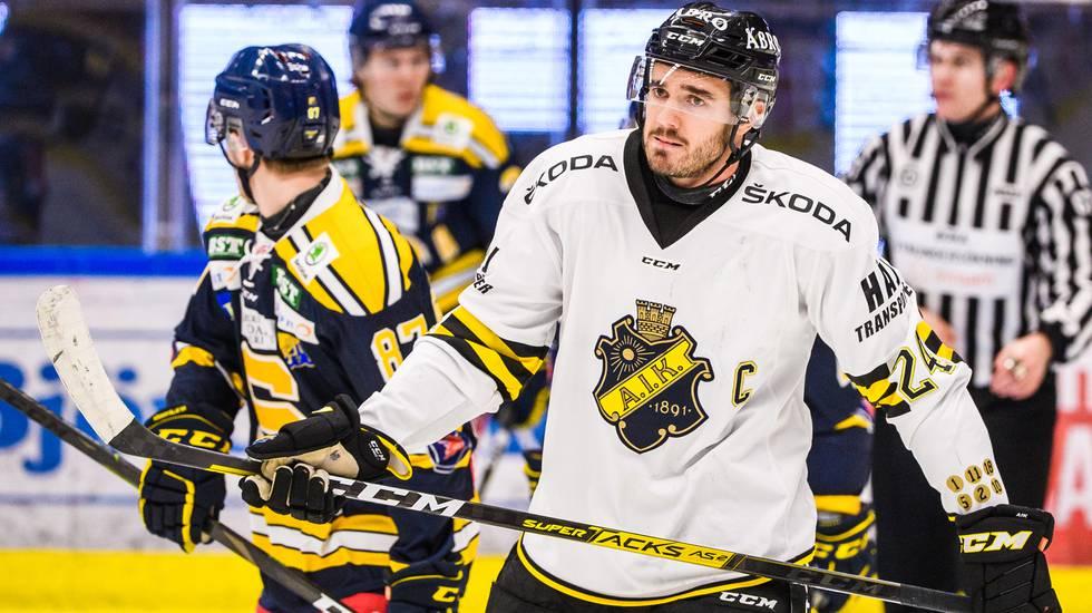 Forwarden lämnar AIK för rivalen SSK: