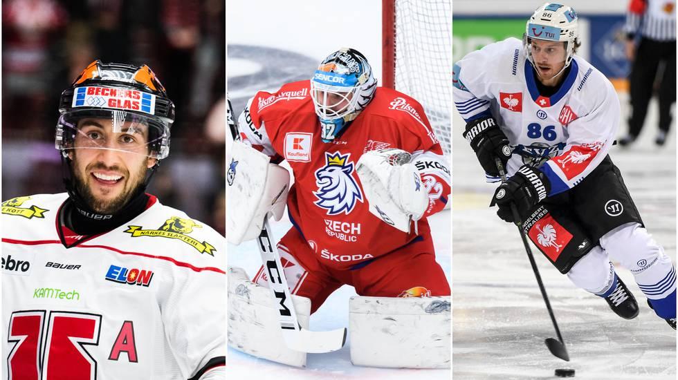 Frölunda: LISTA: Tio intressanta spelare på marknaden – som kan hamna i Sverige