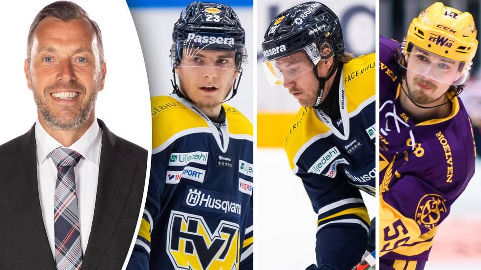 HV71 får jaga ersättare till Lias – sportchefen om möjligheterna